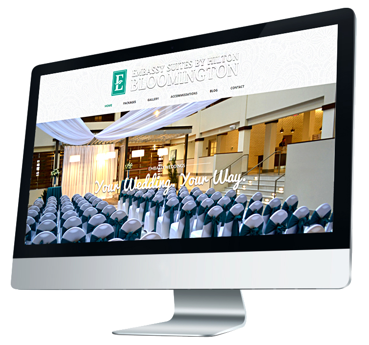 Embassy Suites Website