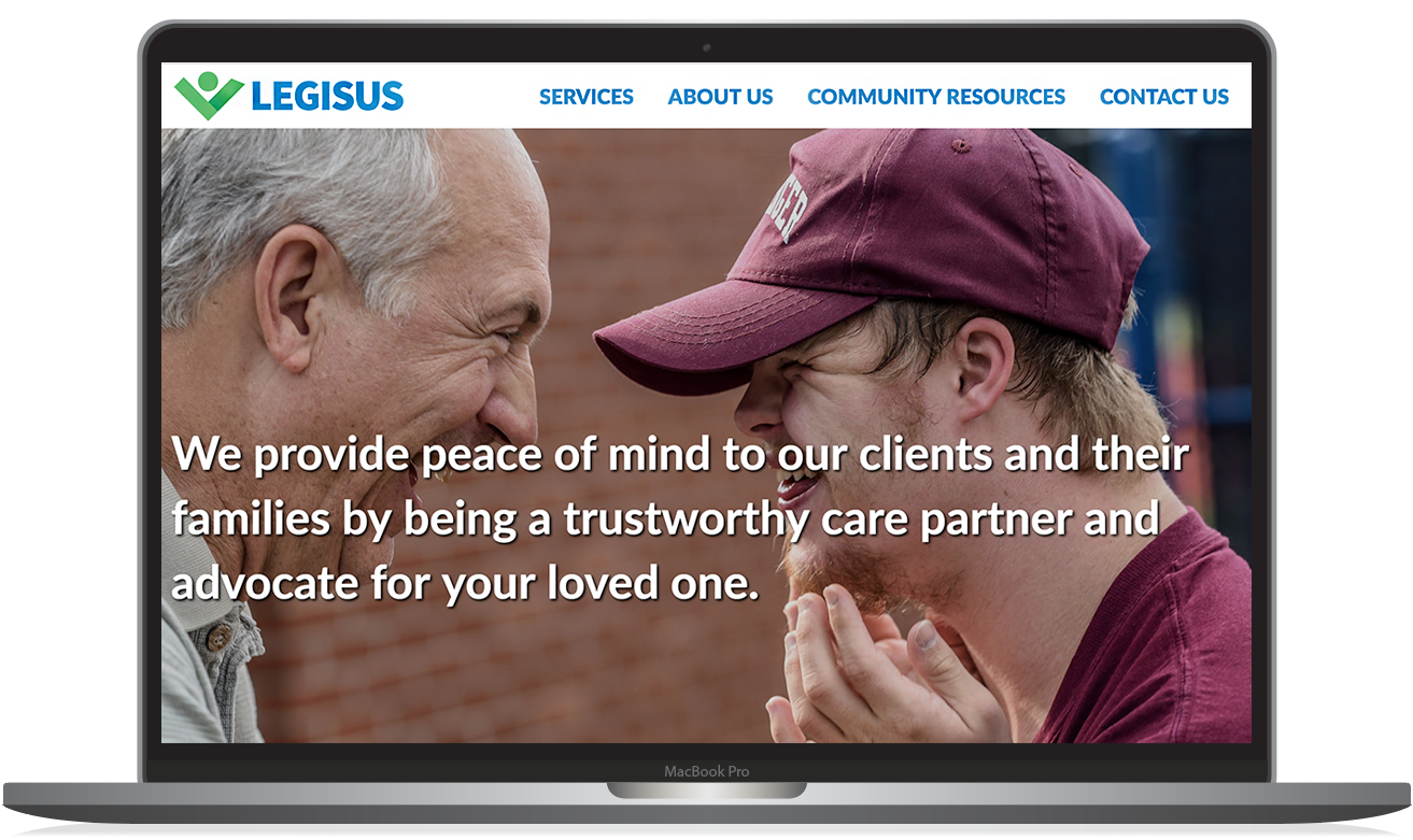 Legisus Website